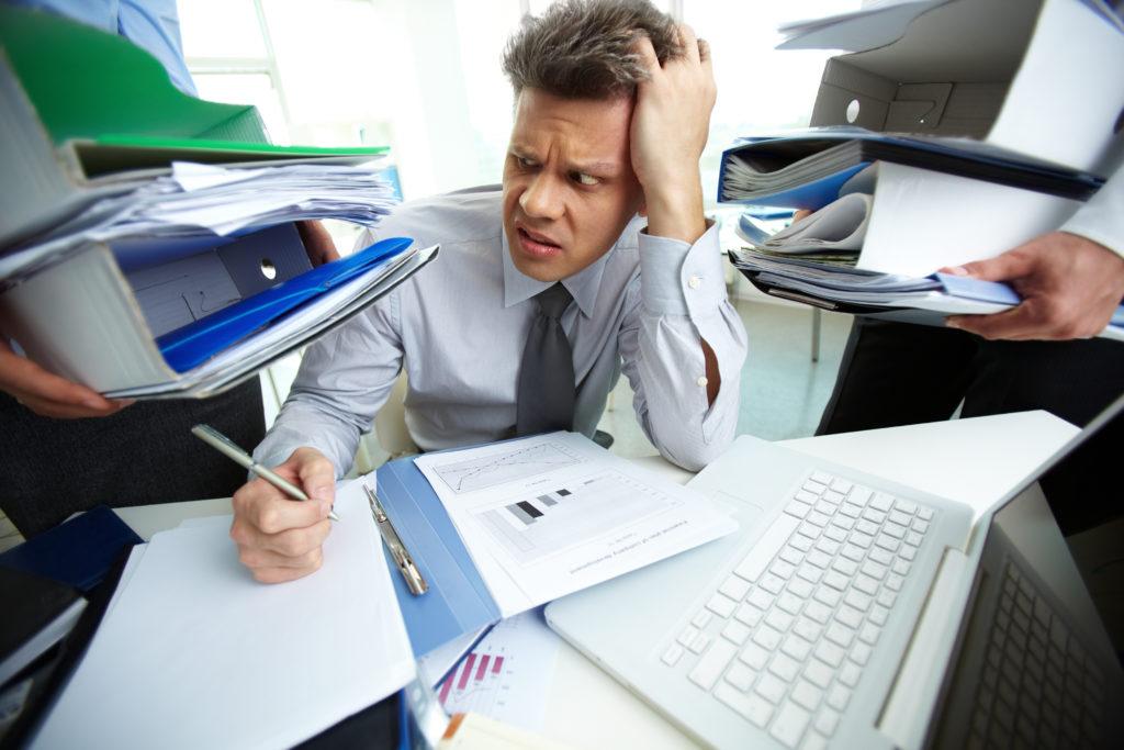 คนที่งานยุ่ง จนไม่มีเวลาออกกำลังกาย เครียดเรื่องชีวิต